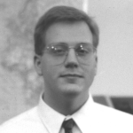 Bryce Rich - IREX/Irkustk Program Officer, March/April 1995 News in Brief photo
