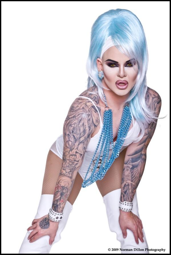 Youre born naked. The rest is drag. - RuPaul