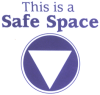 safe space symbol