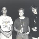 Pavel E. Pestriakov, Bryce E. Rich, and Igor V. Foronov - Novosibirsk, 1994