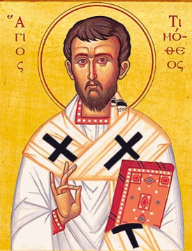 St. Timothy the Apostle